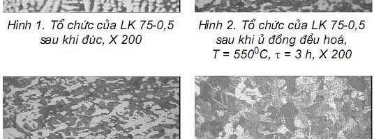 Nghiên cứu công nghệ cán hợp kim đồng LK 75-0,5