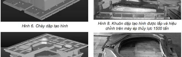 Phương pháp nghiên cứu mới trong công nghệ dập tấm