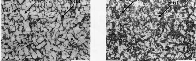 Ảnh hưởng của hàm lượng cacbon đương lượng đến cơ tính của thép 16Mn