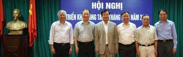 [VSA] Hội nghị triển khai công tác cuối năm 2013