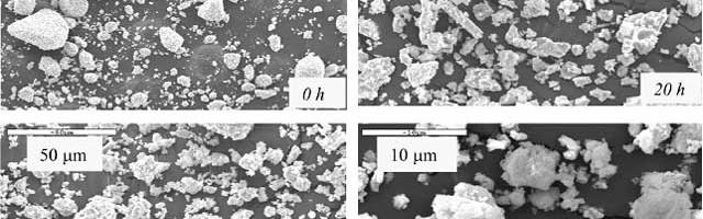 Tổng hợp vật liệu nano-compozit hệ Ag-CdO làm tiếp điểm điện