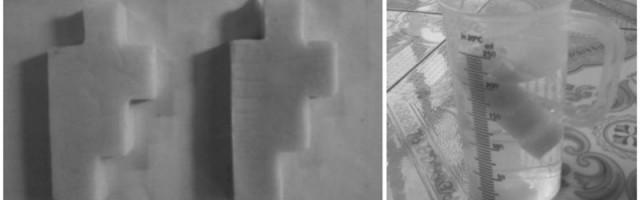 Ảnh hưởng của sáp polyethylene tới tính chất của mẫu sáp dùng trong công nghệ đúc mẫu chảy