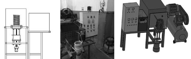 Ứng dụng phương pháp sai phân hữu hạn để tính toán quá trình nung cảm ứng đạt trạng thái bán lỏng của phôi hợp kim nhôm trong công nghệ tạo hình xúc biến