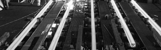 Nghiên cứu, sản xuất và ứng dụng thép ở Việt Nam