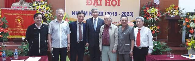 Đại hội đại biểu toàn quốc Hội KHKT Đúc- Luyện kim Việt Nam khóa VII (2018 -2023)