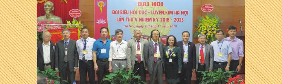 Ban chấp hành hội Đúc-Luyện kim 2018-2030