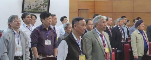 Đại hội Đại biểu nhiệm kỳ V Hội Đúc-Luyện kim Hà Nội